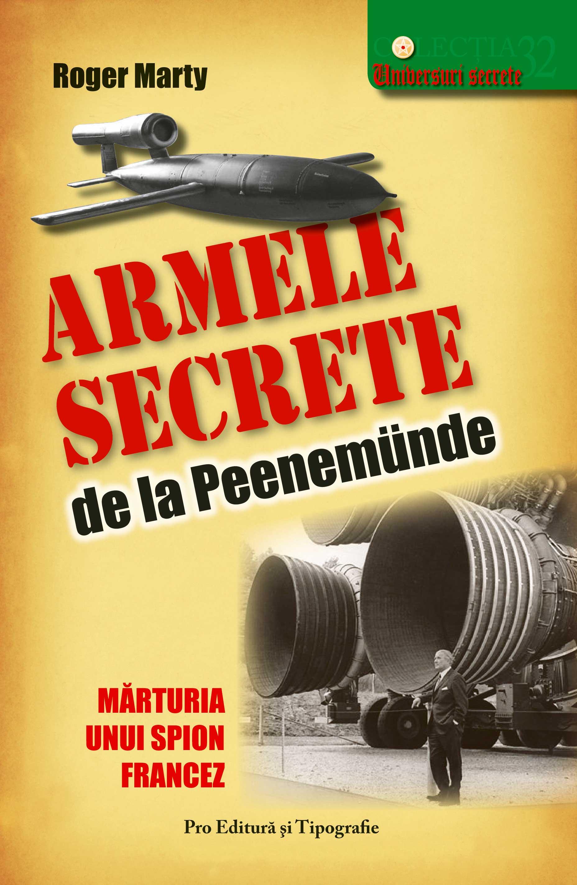 Armele Secrete De La Peenemude