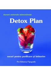 Detox Plan - Sucuri pentru purificare si intretinere