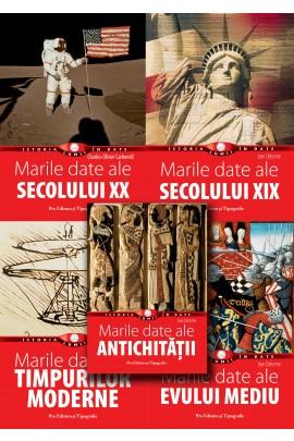 Colectia Istoria Lumii In Date