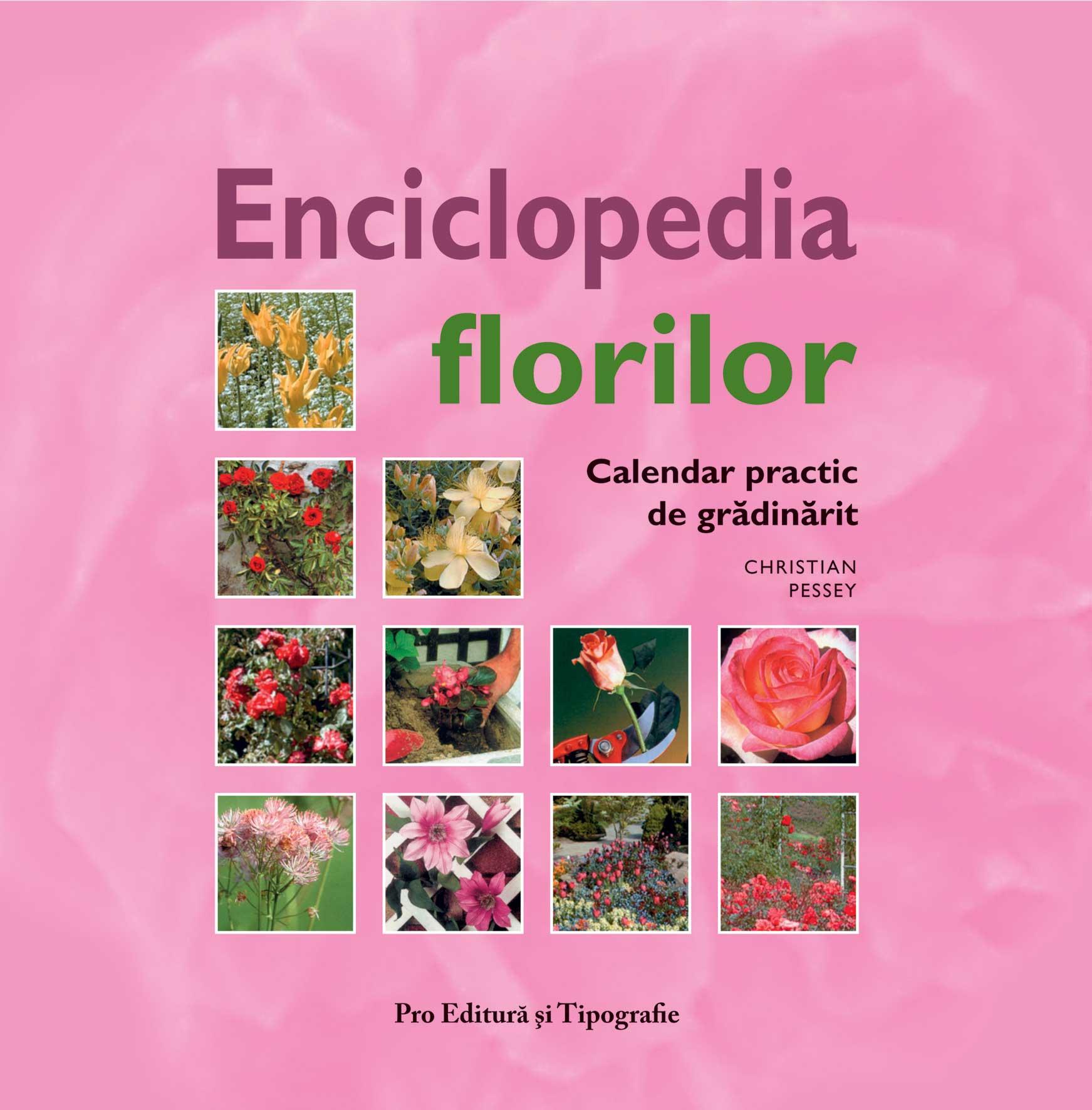 Enciclopedia Florilor