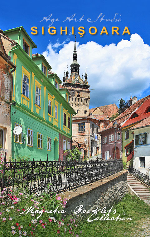 Album Magnetic - Sighisoara