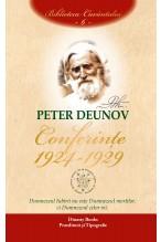 CONFERINTE 1924-1929