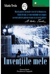 Invenţiile mele. Povestea autobiografică a lui Nikola Tesla (1856-1943)