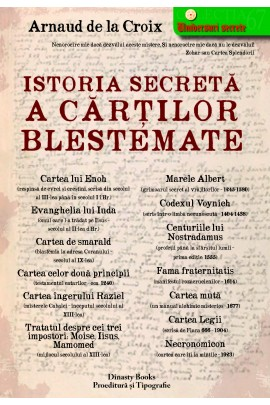 Istoria Secreta A Cartilor Blestemate